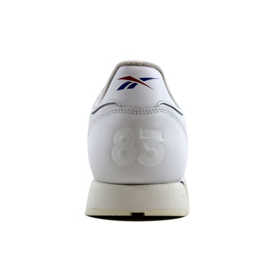 18607005b4677 Reebok - Reebok Men s Classic Leather Altered White Dark Royal-Red ...