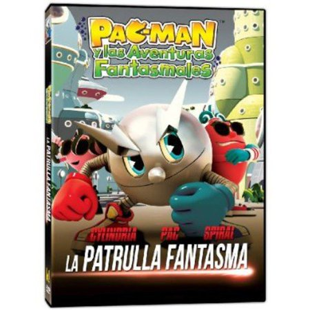Pac-Man Y Las Aventures Fantasmales: La Patrulla Fantasma
