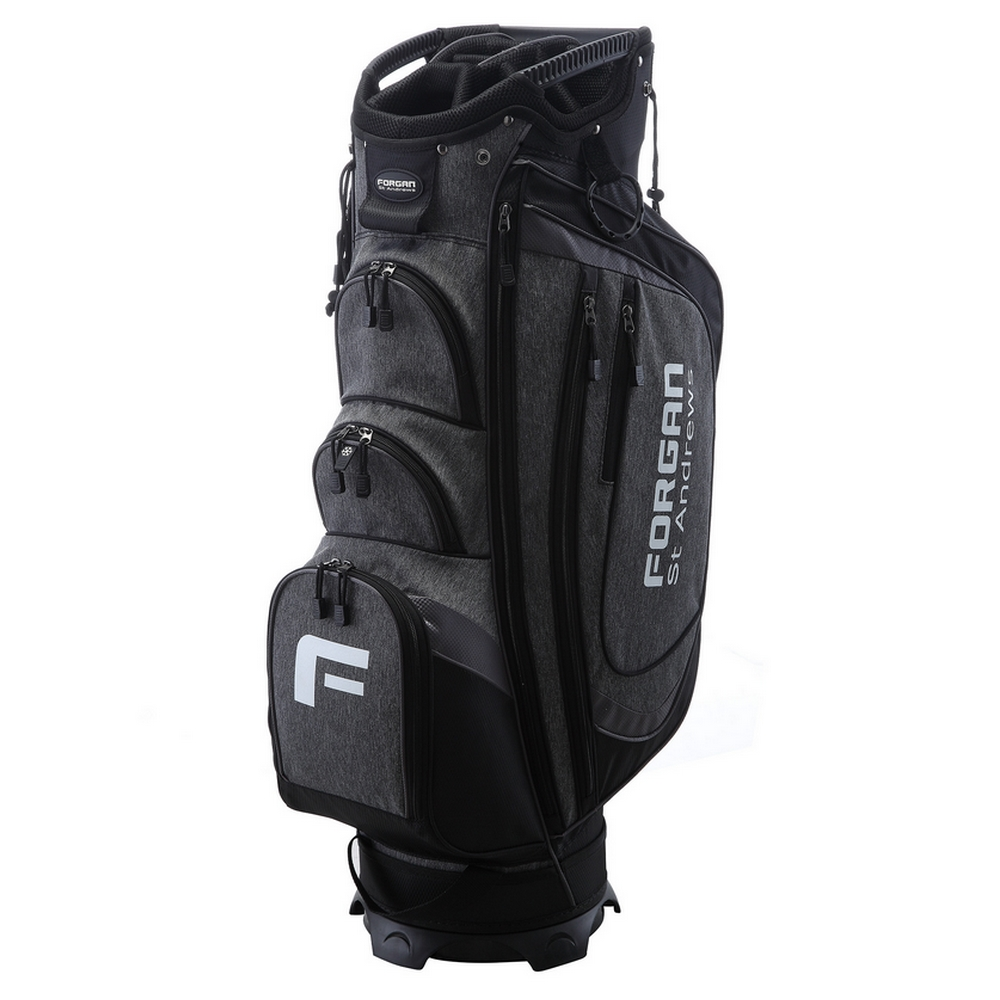 The Country Club by Forgan of St Andrews Deluxe Cart Bag ...