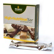 Metabolic Research Center High-Nutrition Bar, Assortment Pack, 15g Protein, 7 Ct
