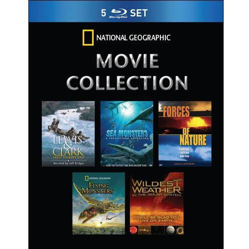 National Geographic Movie Collection (Blu-ray) (Widescreen)
