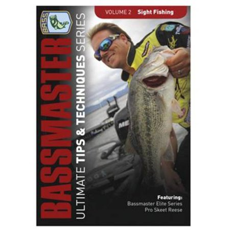 Bassmaster  Ultimate Tips   Techniques Series  Volume Two   Sight Fishing