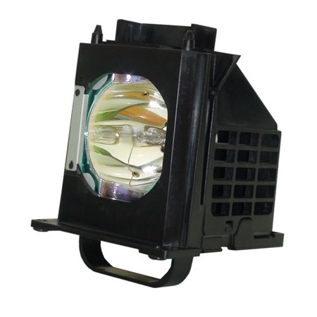 Original Philips TV Replacement Lamp for Mitsubishi WD-60735 (Mitsubishi 60735 Replacement Lamp)