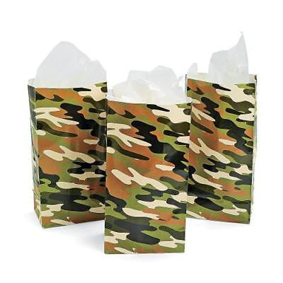 IN-3/1428 Camouflage Bags Per Dozen