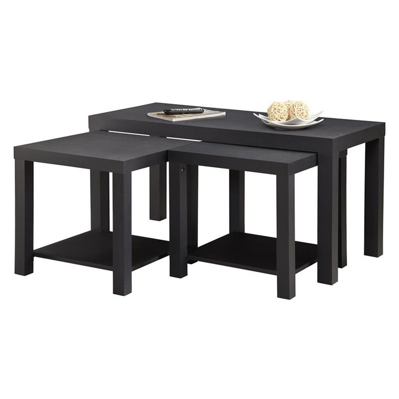 Altra Holly Coffee Table and End Table SetWalmartcom