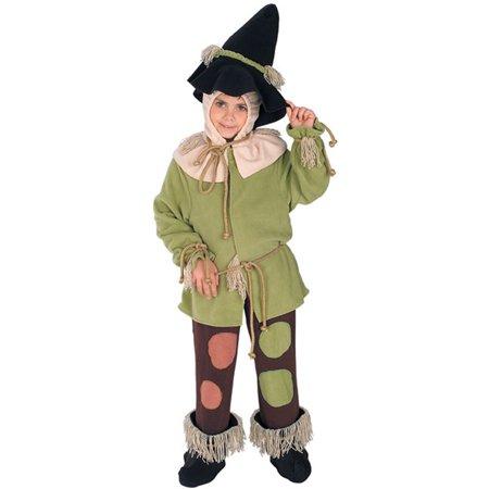 Wizard Of Oz  Scarecrow  Child Halloween Costume