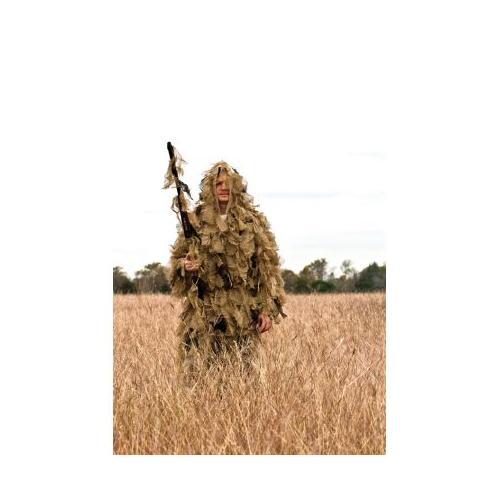 Red Rock Outdoor Gear Big Game Ghillie Suit, Open Country, X-Large-2X-Large 7096