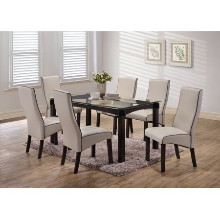 Eugene 7 Piece Dining Set, 59