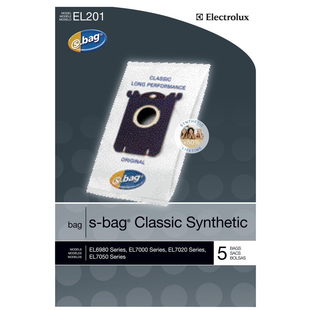 Electrolux S-bag Classic Synthetic Vacuu