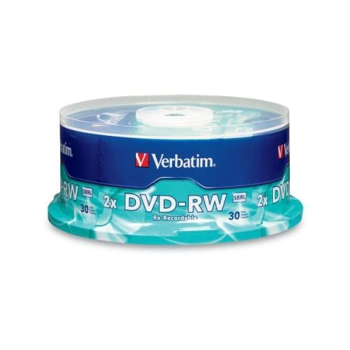 Verbatim 2x DVD-RW Media 2H71096