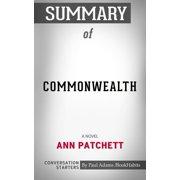 Summary of Commonwealth - eBook