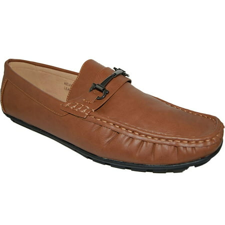 AMERICAN SHOE FACTORY James Leather Lined Upper Loafers, size 10.5 ()