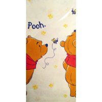 Winnie the Pooh 'One is Such Fun!' Vintage Paper Table Cover (1ct)