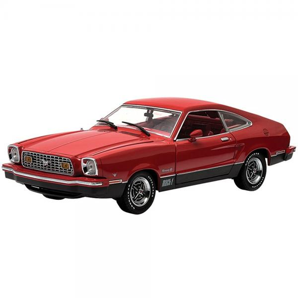 1976 Ford Mustang II Mach Hard Top Die Cast Model Limited Edition Pony Car by