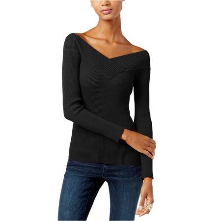 - I-N-C Womens Reversible Knit Sweater