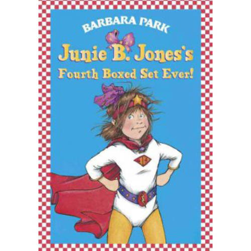 Junie B. Jones's Fourth Boxed Set Ever!: Books 13-16