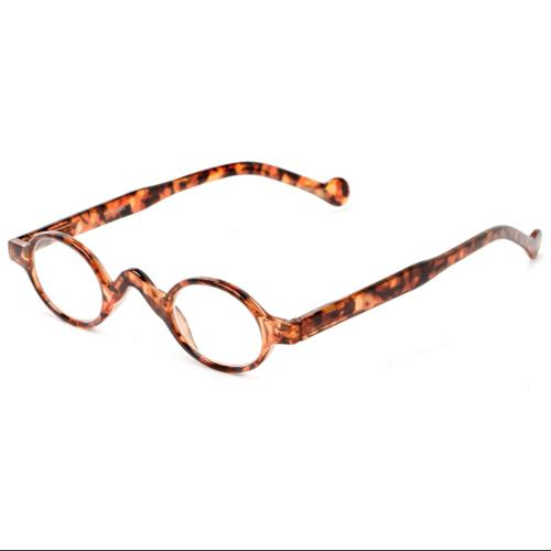 Readers.com | The Basil Oval Men's & Women's Full Frame Reading Glasses
