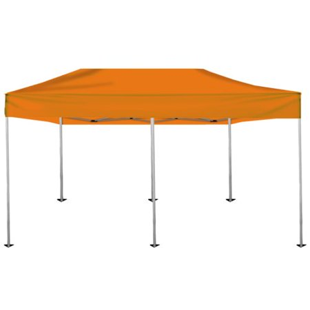 Laguna Canopy 20 Ft. W x 10 Ft. D Steel Pop-Up Party Tent