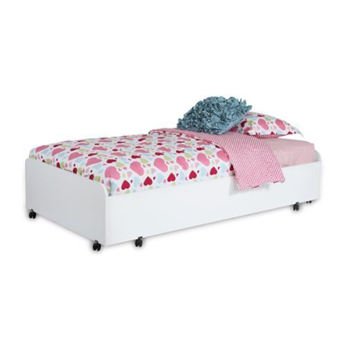 South Shore Furniture Mobby Twin Trundle Bed by Overstock
