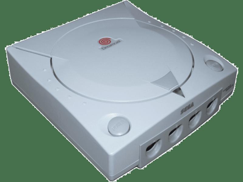 Refurbished Sega Dreamcast Console In White by Sega