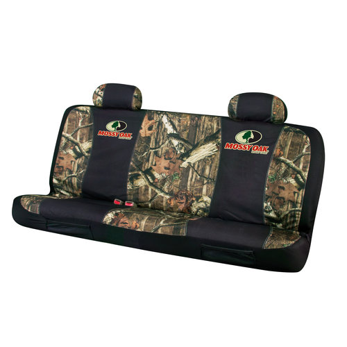 Mossy Oak Infinity Bench Seat Cover