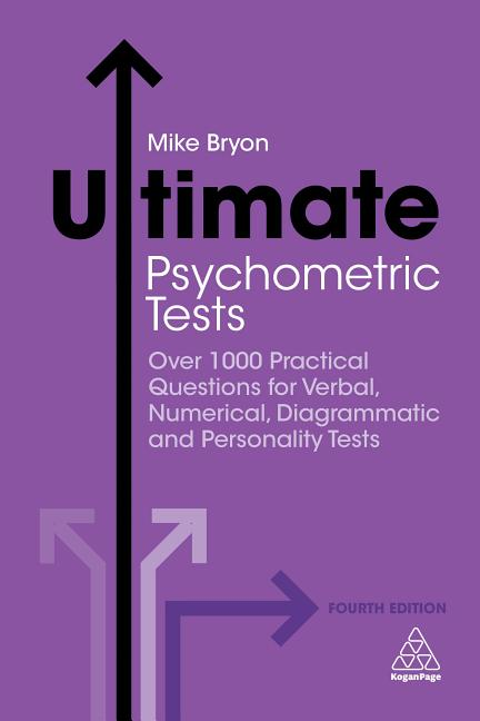 Ultimate  Ultimate Psychometric Tests  Over 1000 Practical
