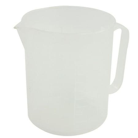 Unique Bargains Home Kitchen 500mL Measure Cup Beaker for Water Sauce Sugar