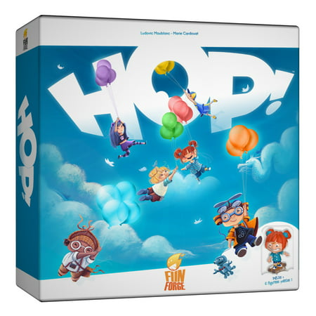 Passport Game Studios Hop! Board (Hopping Games)