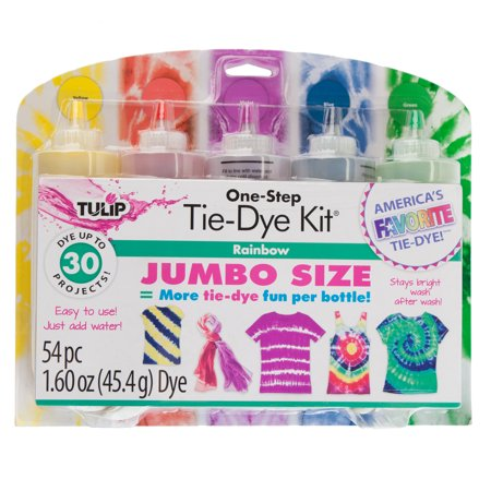 Tulip Rainbow Tie-Dye Kit, 5 - Tie Dye Kits At Walmart