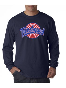 9db36425 Product Image 487 - Unisex Long-Sleeve T-Shirt Tune Squad Space Jam  Basketball Team
