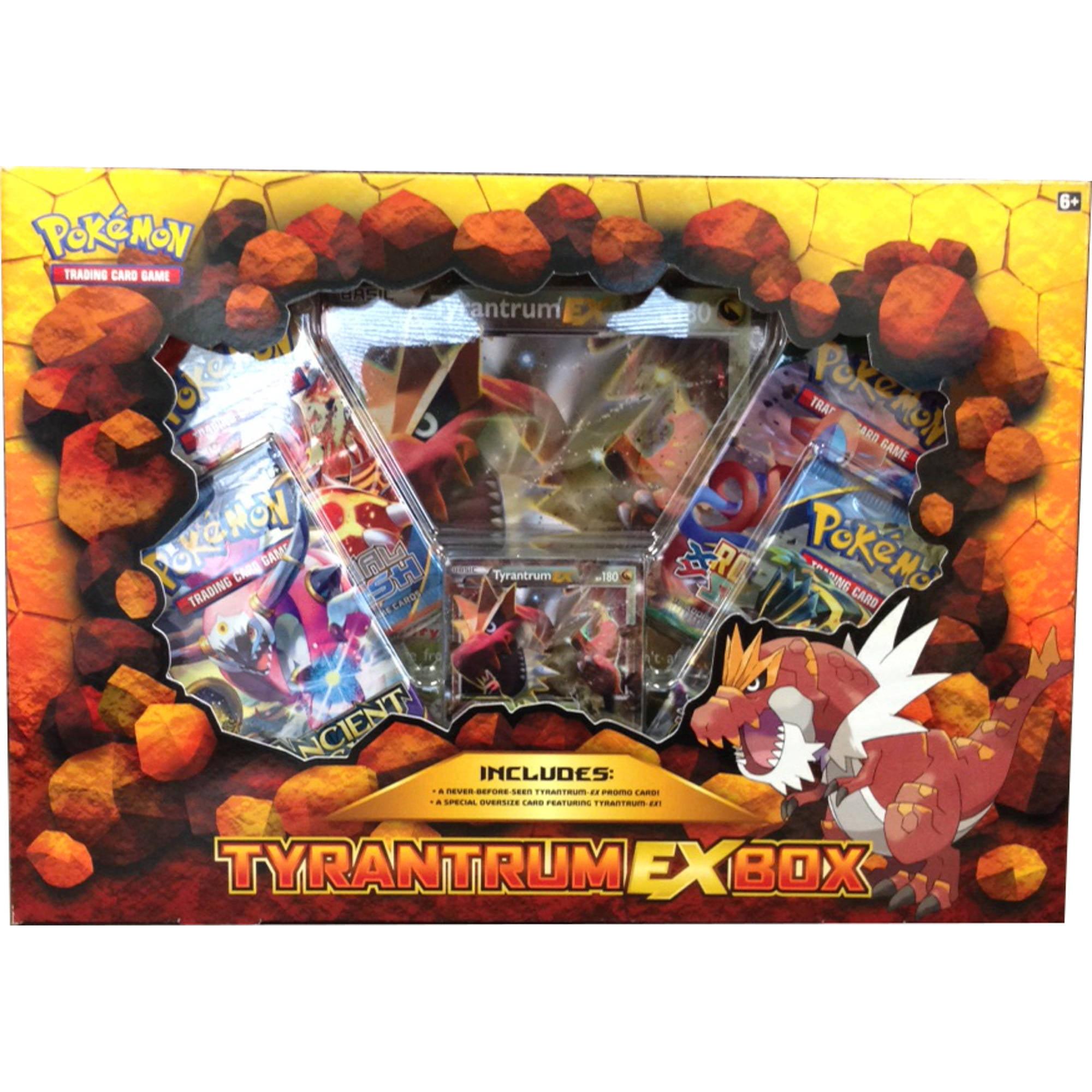 Pokemon Tyrantrum Ex Box Walmart Com