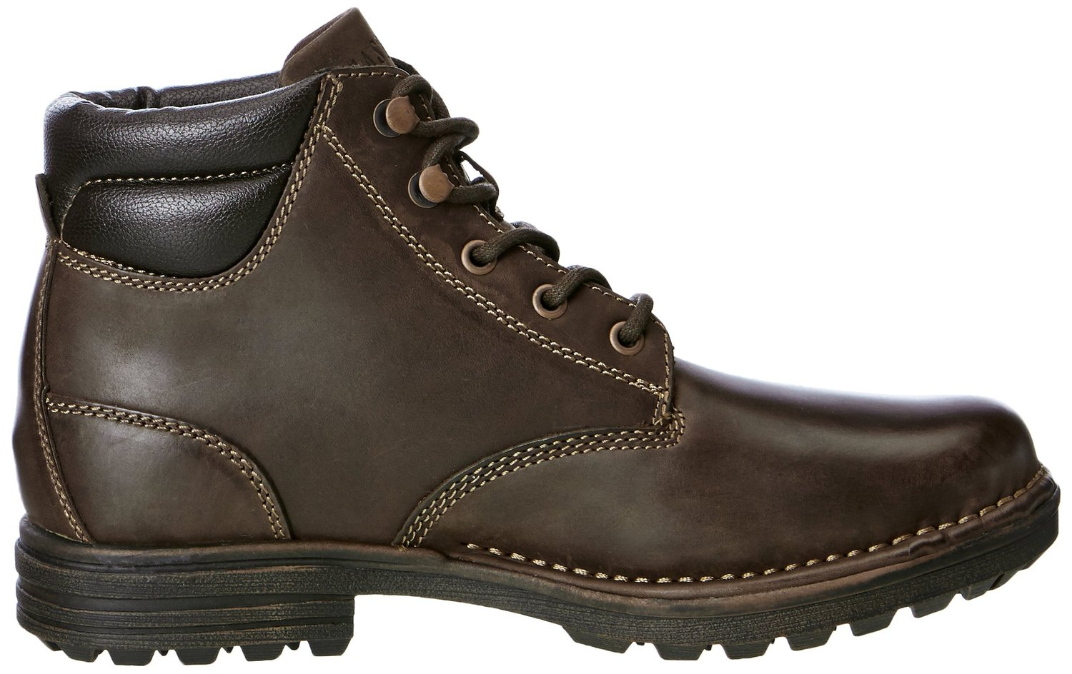 Eastland Men Jeremiah Plain Toe Boots by Eastland Shoe