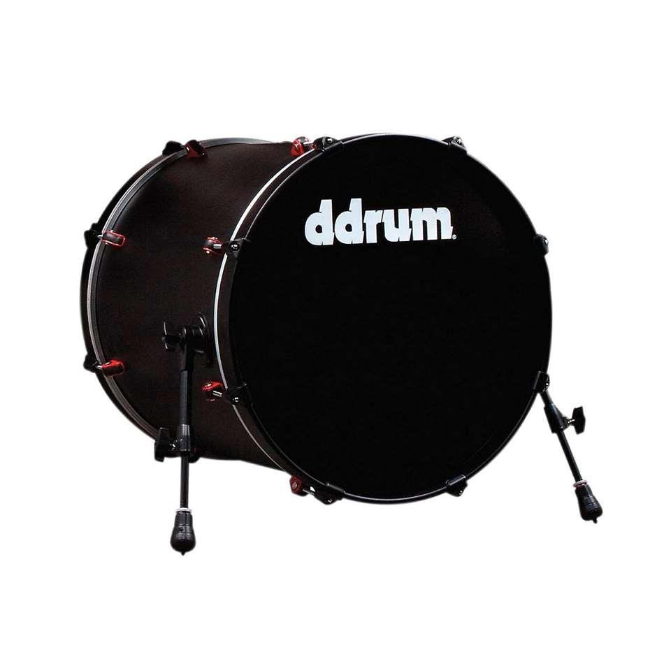 """ddrum HY20X20BDBLK HYBRID BASS Drum 20"""" x 20"""" Black by ddrum"""