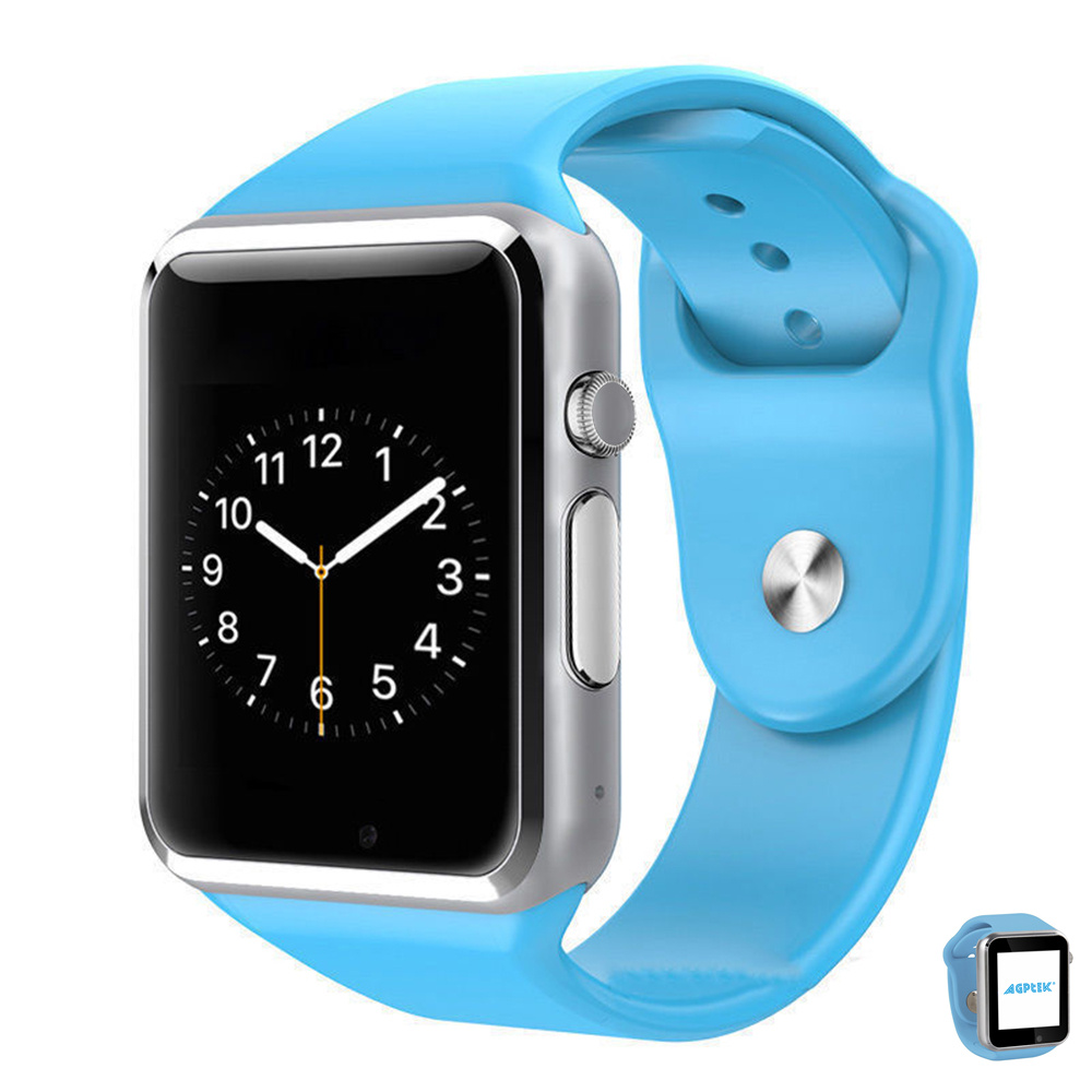 AGPtek Smart Watch Fitness Tracker for Kids and Mens Compatible Android IOS - Walmart.com