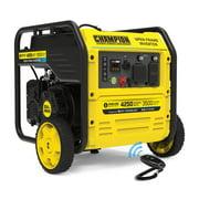 Champion Power Equipment 4250-Watt Inverter Generator with Remote Start