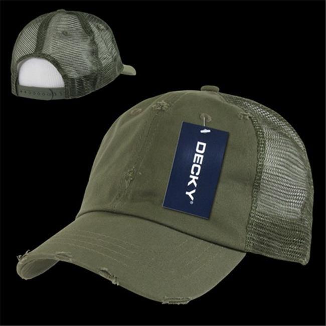 Decky 110-WHT Vintage Mesh Cap c6920787d57b