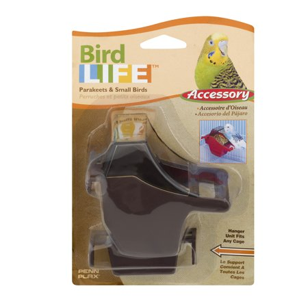 Bird life universal seed & water cup, 2 count