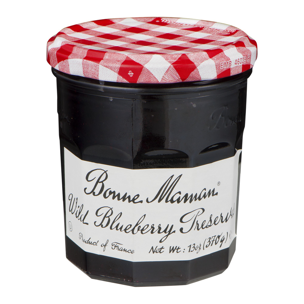 Bonne Maman Wild Blueberry Preserves, 13.0 OZ