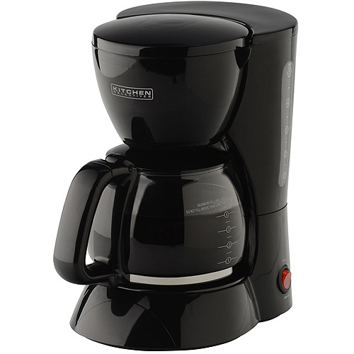 Kitchen Selectives 5-Cup Drip Coffee Maker