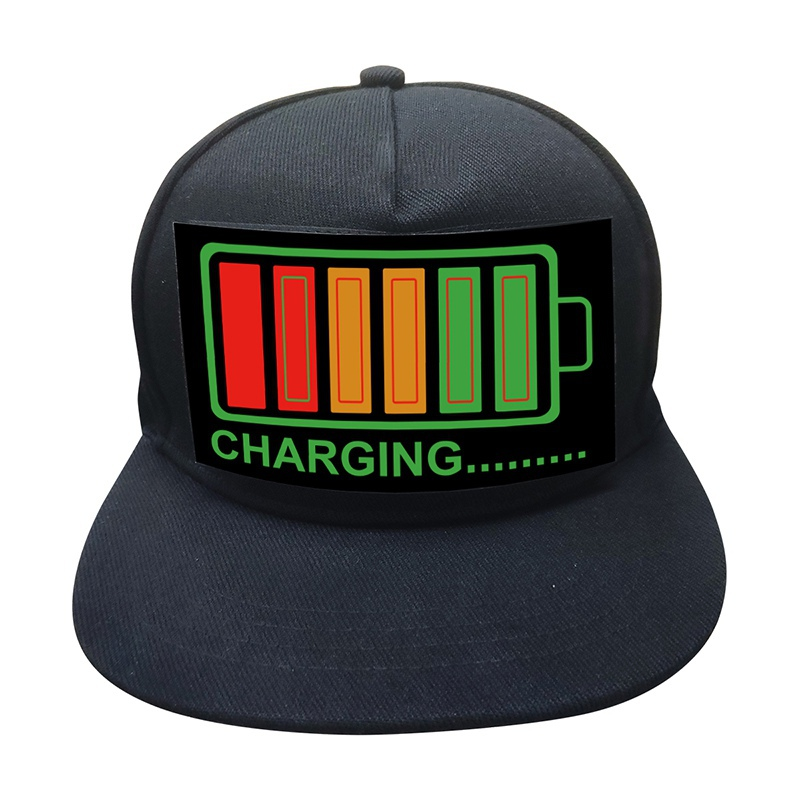 Universal Personal Baseball Cap Led Hat With LED Lights Camping Fishing Hiking