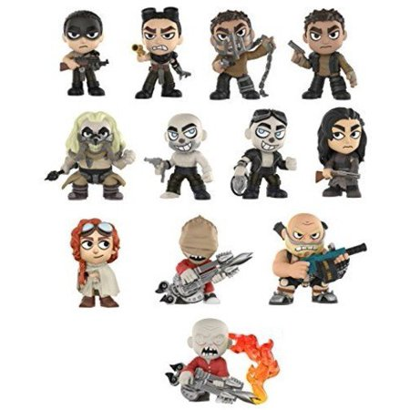 Funko Mystery Mini: Mad Max Fury Road One Mystery Figure Collectible Figure - image 1 of 1