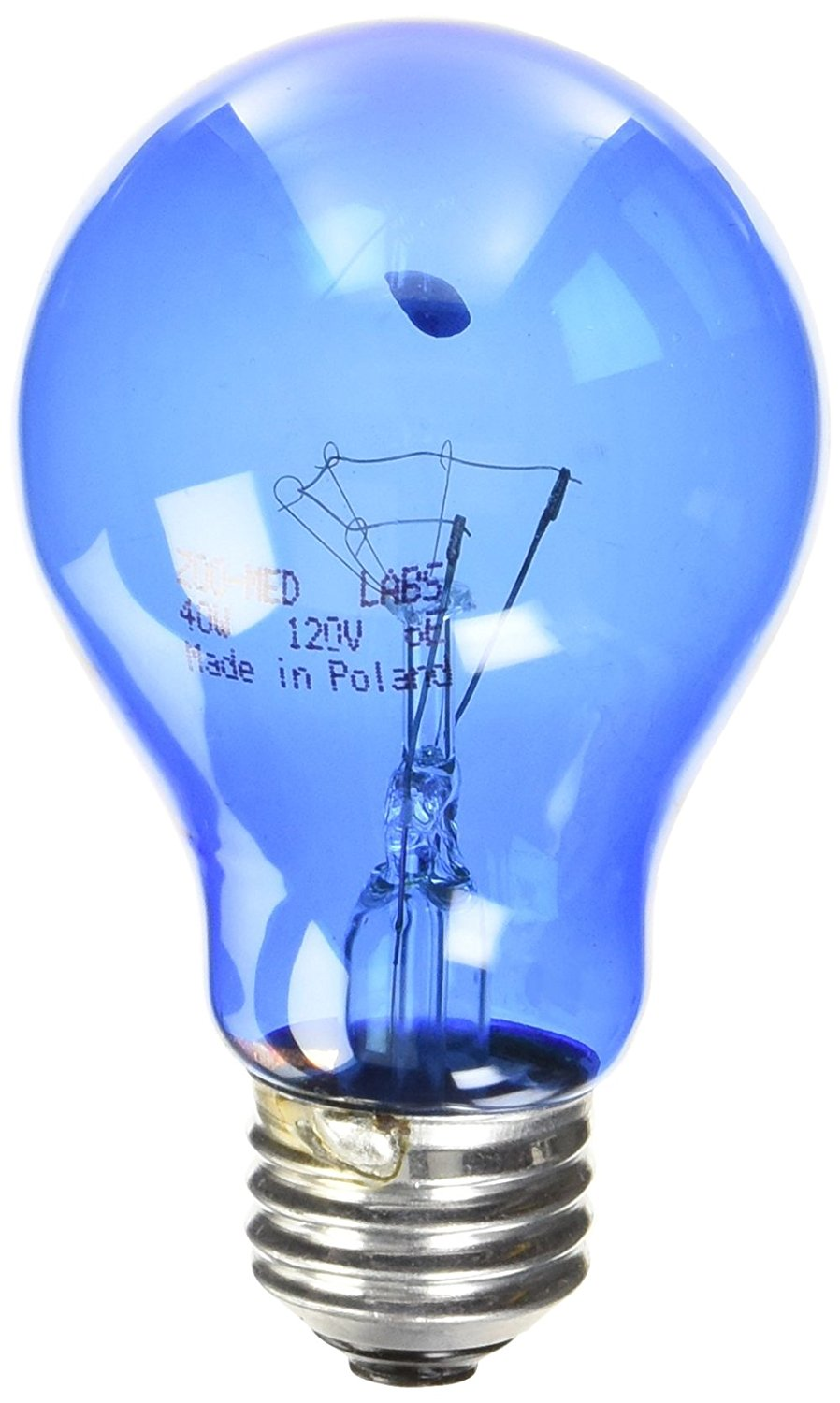 Daylight Blue Incandescent Reptile Bulb 60 Watts, Full spectrum daylight Ship from US..., By Zoo Med by