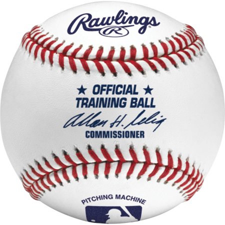 Rawlings Pitching Machine Solid Cork/Rubber Center Kevlar Seam - Rubber Ducks Baseball