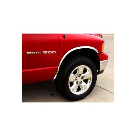 Putco 97301 Fender Trim, Polished Full design