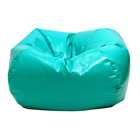 Enjoyable Extra Large Wet Look Vinyl Bean Bag Gmtry Best Dining Table And Chair Ideas Images Gmtryco