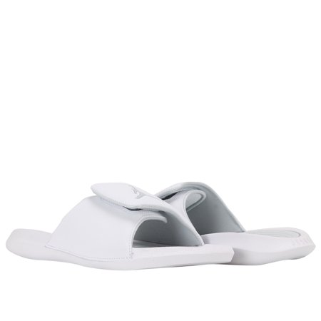 f272cab28ba Jordan - Nike Air Jordan Hydro 6 BG White/Pure Platinum Big Kids Slides  881474-100 - Walmart.com