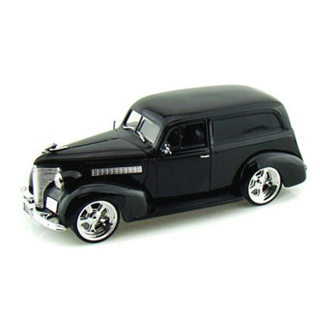 1939 Chevy Sedan Delivery, Black - Jada Toys Bigtime Kustoms 96366 - 1/24 scale Diecast Model Toy Car (Brand New, but NOT IN BOX)