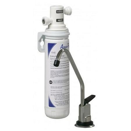3M Aqua-Pure AP Easy LC Cooler Under Sink Dedicated Faucet Replacement Water Filter Cartridge Aqua Pure Undersink Filters