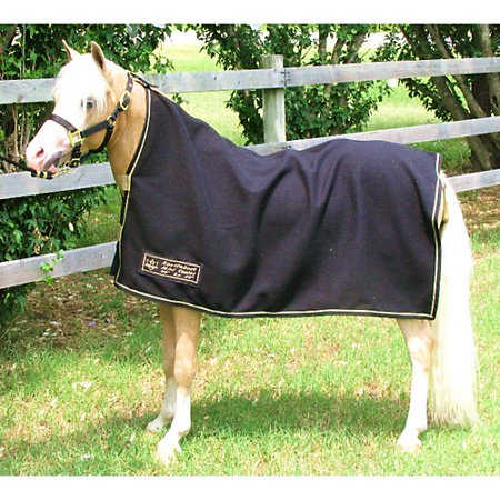 Rambo Newmarket Fleece Cooler - Kensington Mini/Pony Fleece Cooler 52x62