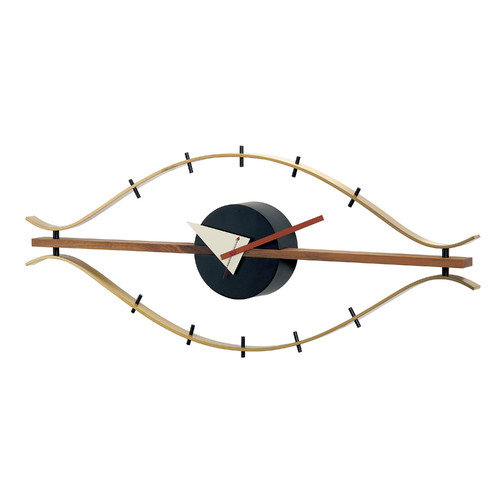 George Nelson Eye Wall Clock - 30 in. Wide
